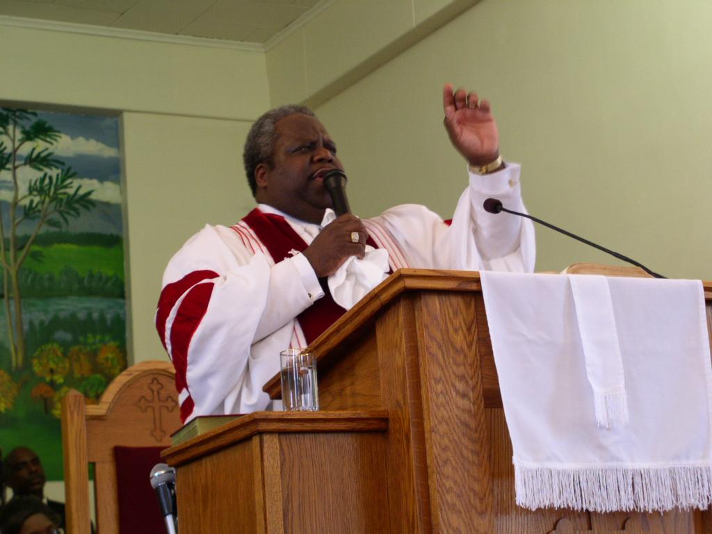 Greater Hope Baptist Church Pastor